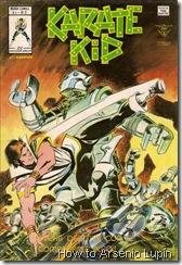 P00003 - Karate Kid v1 #3