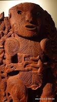 Maori Kunstwerke