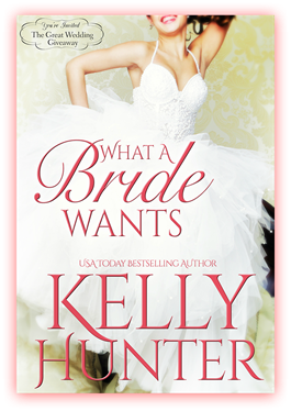 cover_what a bride wants