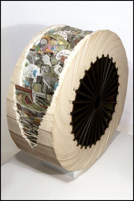 Brian Dettmer sculpteur de livres (22)