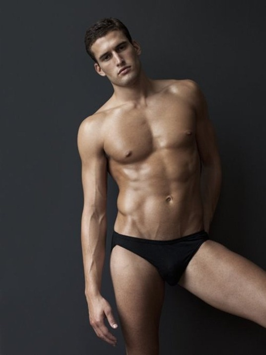 Nick Riback by Greg Vaughan