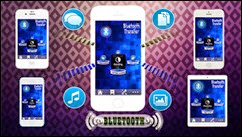 تطبيق نقل ومشاركة الملفات بالبلوتوث للأيفون والأيباد Bluetooth Transfer Free -3