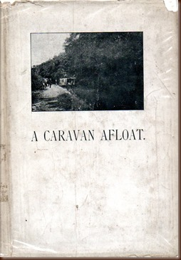 Caravan Afloat -Dust wrapper
