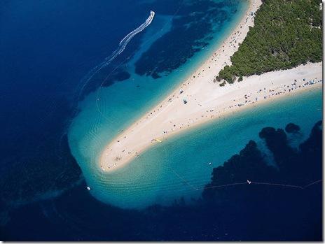 plaja ascutita-croatia