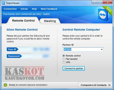 Download TeamViewer 7 - Desktop Remote Control