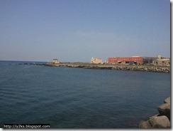 Ingresso del Porto di Pantelleria