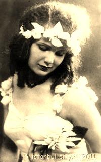 Фериха Тэвфик (Fatiha Tevfik)