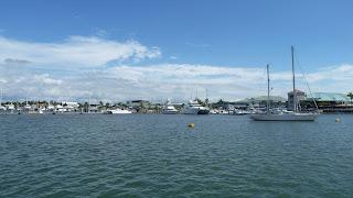 Port Denerau Marina.