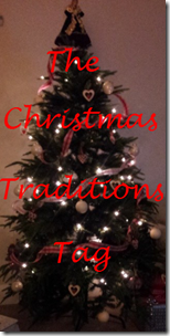 The Christmas Traditions Tag
