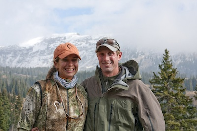 Katherine and Eric_grouse hunting_Jason Baird photo.jpg
