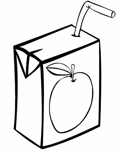 Imagenes de jugo de naranja para colorear - Imagui