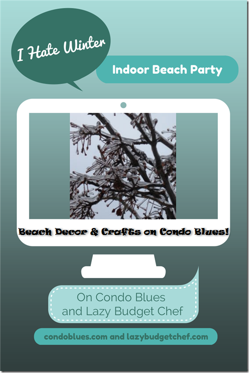 WinterBeachPartydecorcrafts
