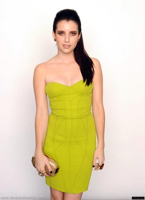 Emma Roberts linda sensual sexy sedutora desbaratinando (109)
