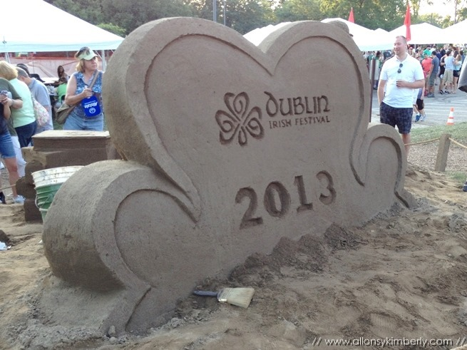 The Dublin Irish Festival | allonsykimberly.com