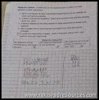 Interactive Math Notebooks