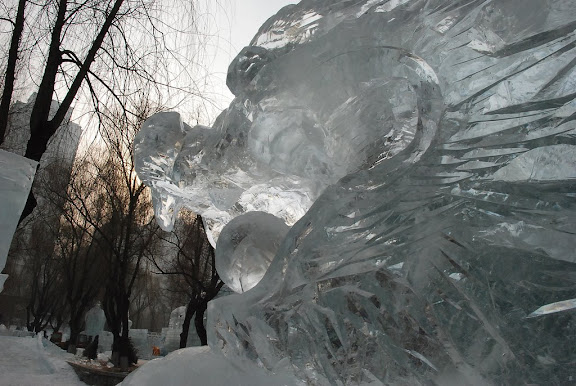 Harbin - Ice sculptures park