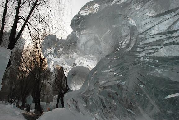 Harbin - Ice sculptures park