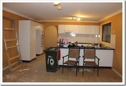 Kitchen During 1