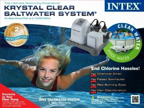 Intex Krystal Clear Saltwater System Review<br />------------------------------------<br />@ http://reviews.omnizine.net/intex-krystal-clear-saltwater-system-review.html<br />------------------------------------<br />Tags: #Intex #Patio #Garden #Pools #HotTubs #Spa #PoolSupplies #Supplies #Parts #Accessories #PoolParts #PoolAccessories #SpaParts #SpaAccessories #Filters #FilterMedia #PoolSandFilters #PoolFilters #SaltwaterSystem #Reviews<br />------------------------------------