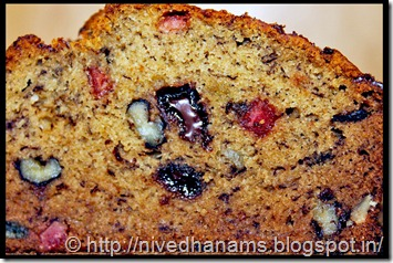 Banana Bread - IMG_9272