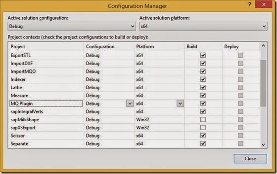 Create 64 bit configuration