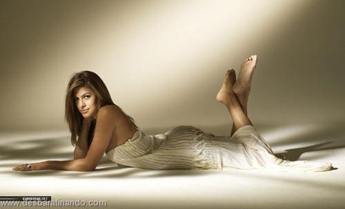 eva mendes linda sensual sexy sedutora photoshoot desbaratinando  (41)