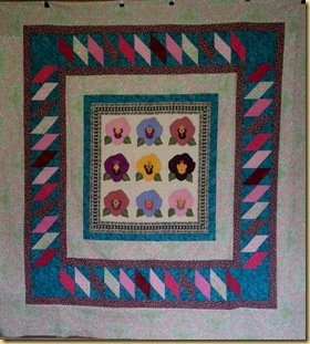 17.04.12 Pansy Quilt