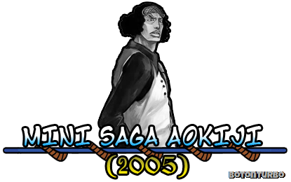 One Piece - Saga Aokiji