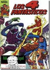 P00002 - Los 4 Fantásticos v1 #2