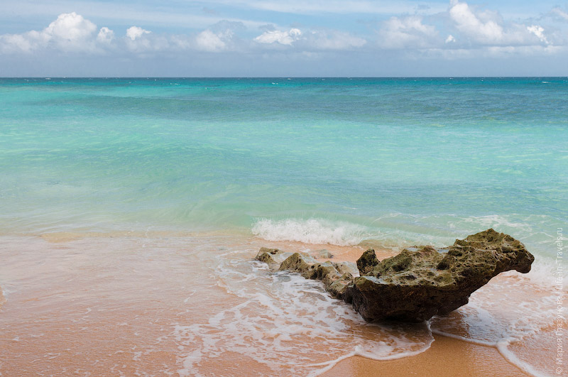 Оконечность пляжа Пука