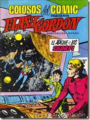 P00014 - Flash Gordon #14