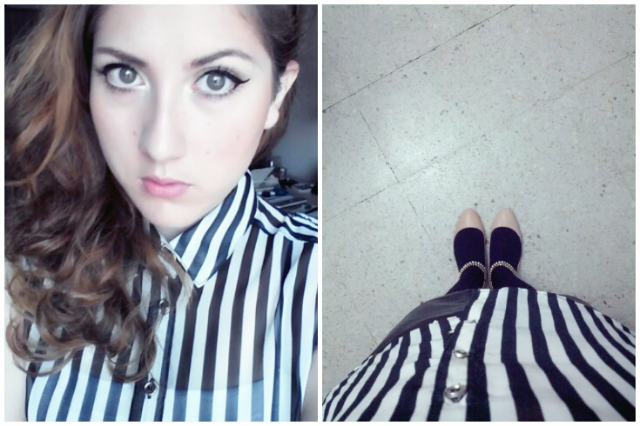 stripes, black and white stripes, bloggerlook, share in style, fashionblogger colombia, fashionblogger cali, bloggers sharing style, share in style 12 paolira, jfashion, heartbreaher fashion blog, miss nocturnelle, it girl colombia