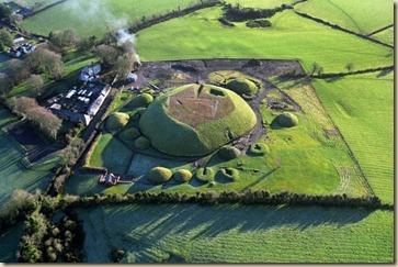 Boyne Vally Archaeological Park,Co Meath,Ireland