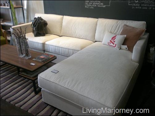GUS Richmond Bi-Sectional Sofa