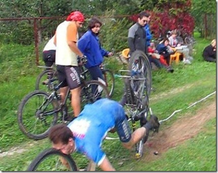 Eso tiene que doler - Bicicleta 2