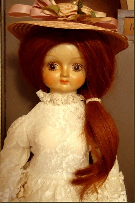 Grams doll hair 3