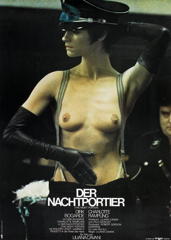 Il Portiere di Notte / The Night Porter / Ο Θυρωρός της Νύχτας (1974)
