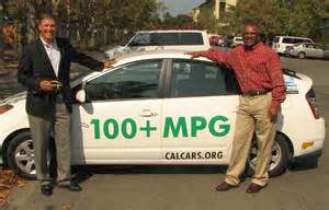 Gov Inslee 100 mpg