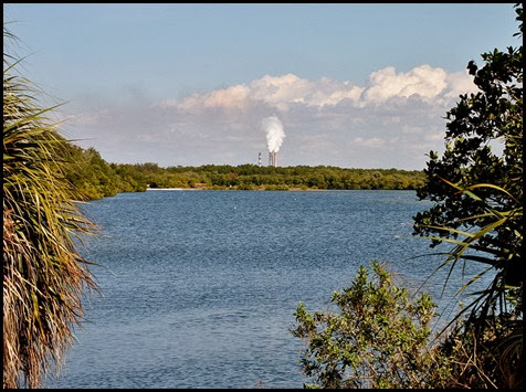 07c - E.G. Simmons - Bike Ride - View of TECO