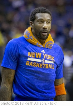 'Amar'e Stoudemire' photo (c) 2013, Keith Allison - license: https://creativecommons.org/licenses/by-sa/2.0/