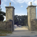 Gate to St. Augustine.
