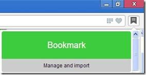 Bookmark Manager per Opera 15 importare ed esportare preferiti