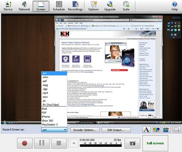 Free Webcam Video Capture Software