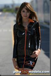 Leah Dizon in  Pure hot Models (13)