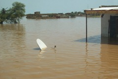 Border Flood - Senegal Mali