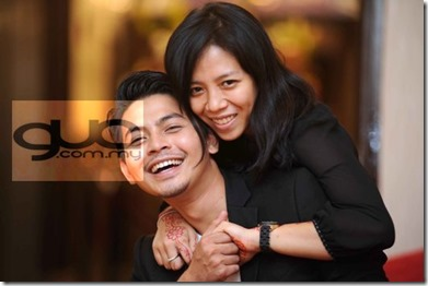 Selesai Kahwin, Izzue Islam Sambut Harilahir Ke 23 -1
