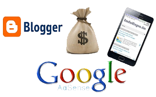 Гугл adsense ads to mobile Blogger