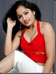 Madhavi Latha hot