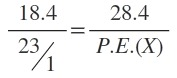solucion equivalente quimico