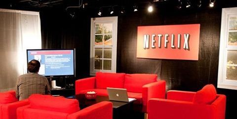 nuevas opciones sociales de Netflix